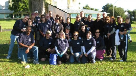 LVI Participates in Kidney Foundation Walk – 2010